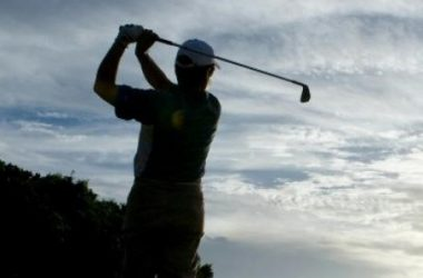map of golf courses in Spain